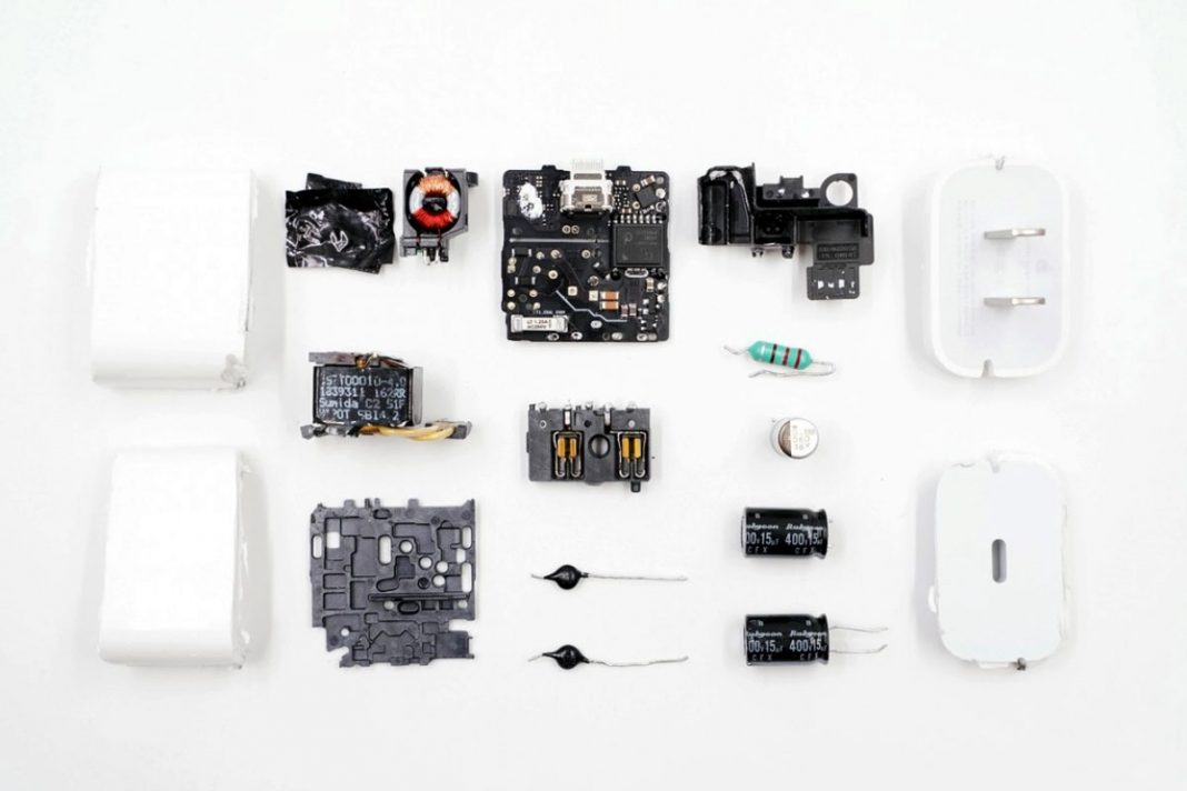 Apple 18w Usb C Power Adapter A1695 Teardown Review