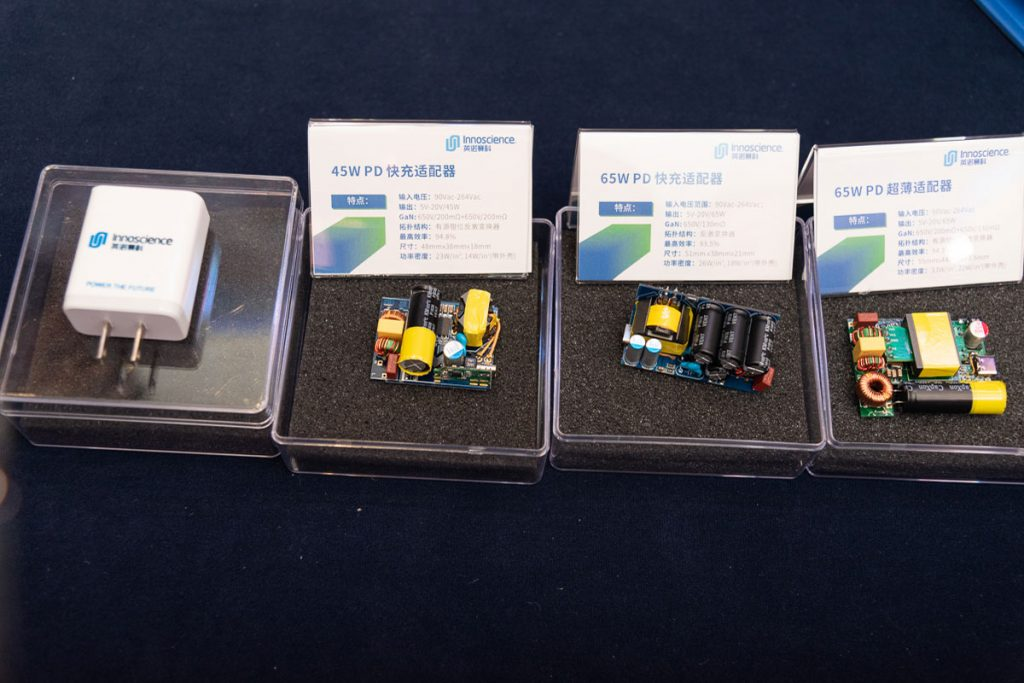 Innoscience Showcases GaN Charger Solutions at USB-PD Asia 2019-Chargerlab