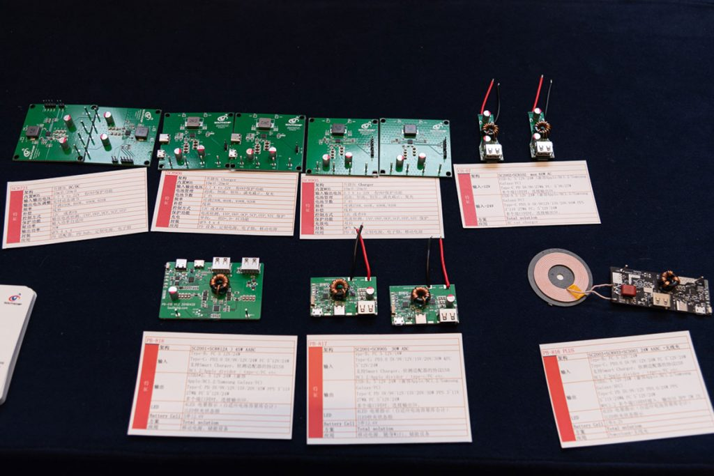 Southchip Demonstrates Third Generation Buck-Booster ICs and More at USB-PD Asia 2019-Chargerlab