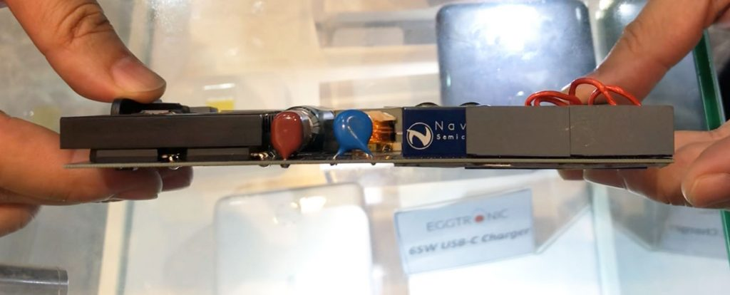 Navitas is All-In with Affordable and Multiport GaNFast Chargers at USB-PD Asia 2019-Chargerlab