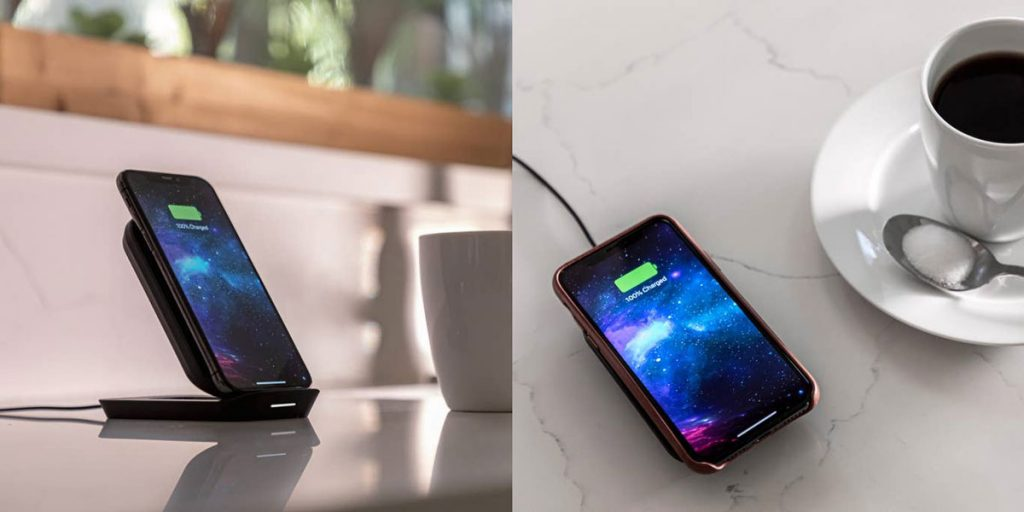 Mophie Launches Convertible Wireless Charger that Works in Portrait or Landscape-Chargerlab