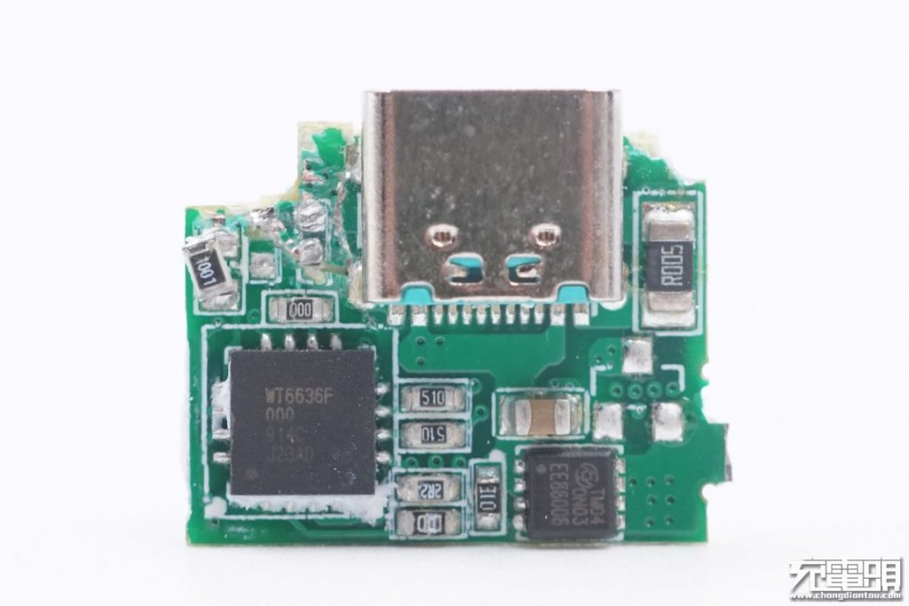 Ravpower PD Pioneer 30W GaN Charger Teardown Review: GaN for Everyone-Chargerlab