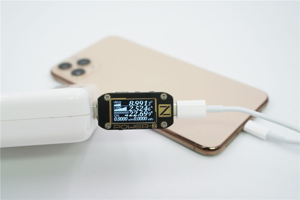 iPhone 11 Pro Max Charging Test-Chargerlab