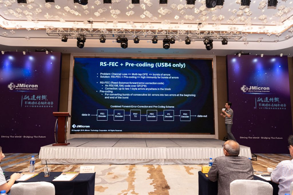 JMicron Showcases New Storage Solutions at 2019 New Product Launch Event in China-Chargerlab