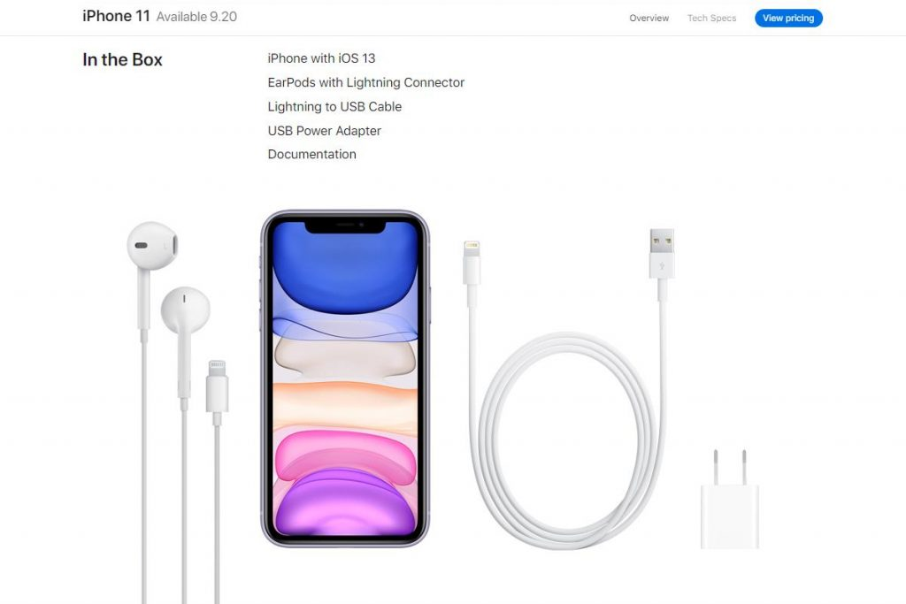Apple Finally Includes an 18W Fast Charger with the iPhone 11 Pro-Chargerlab