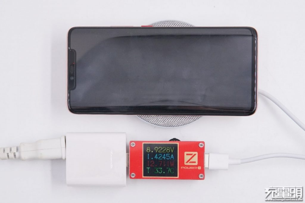 Huawei 27W SuperCharge Wireless Charger (CP61) Teardown Review: Welcome to High-Wattage Wireless Charging-Chargerlab