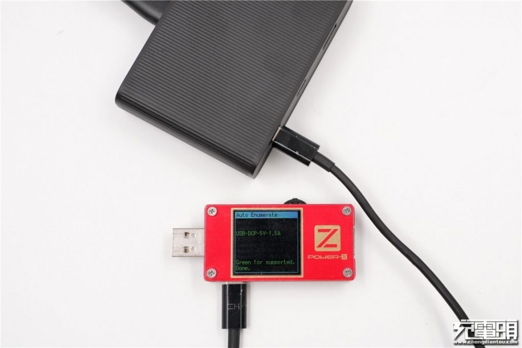 ZMI zPower Trio 65W 2C1A Desktop Charger Teardown Review-Chargerlab