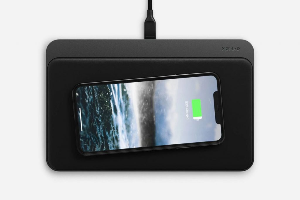 Nomad's Base Station Pro can Charge 3 Devices in Any Orientation-Chargerlab