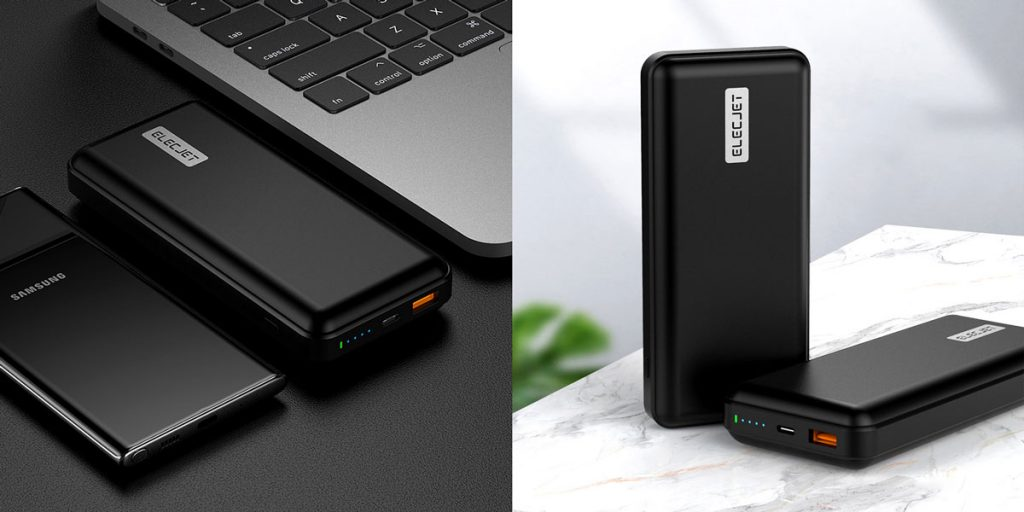 ELECJET Launches the PowerPie, the World's First 20000mAh Bidirectional 45W PD PPS Fast Charging Power Bank-Chargerlab