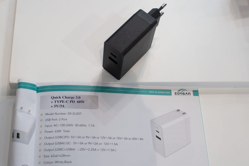 GaN Tech Became Huge Trends for Chargers at Global Sources Mobile Electronics Show-Chargerlab