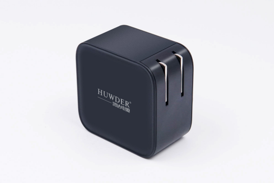 Hongda Shun released its new 65W Gallium Nitride charger, which can charge three devices  simultaneously-Chargerlab
