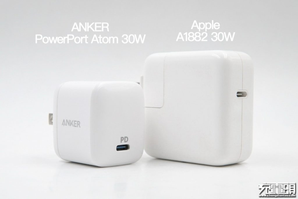 Anker PowerPort Atom PD 1 30W GaN Charger Teardown Review: Tiny Beast-Chargerlab