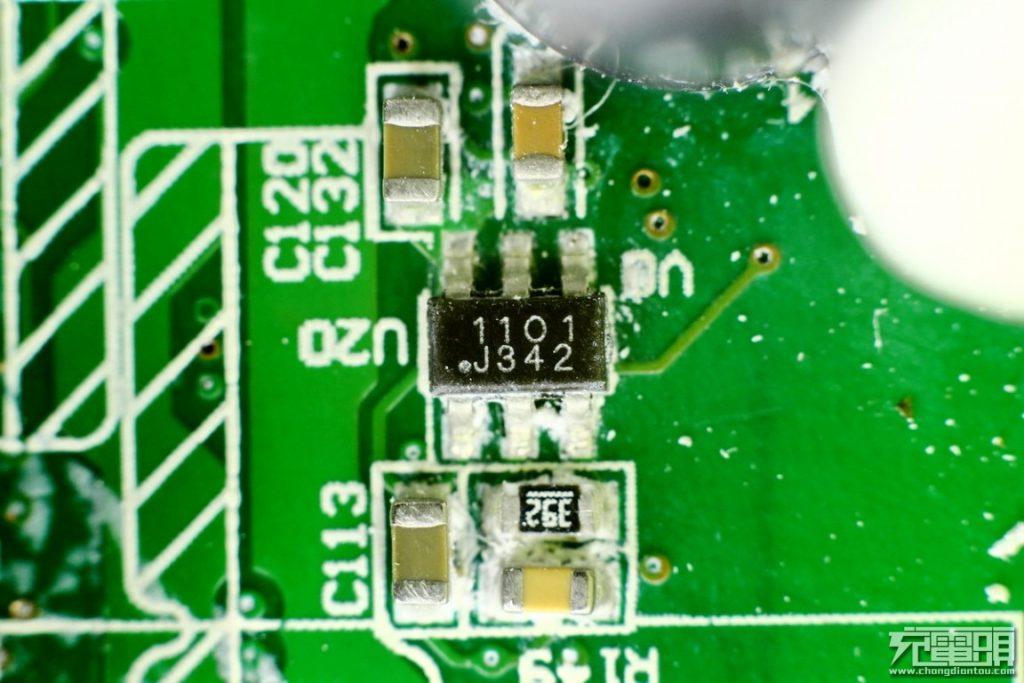 Anker PowerPort Atom PD 4 100W A2041 Teardown Review-Chargerlab