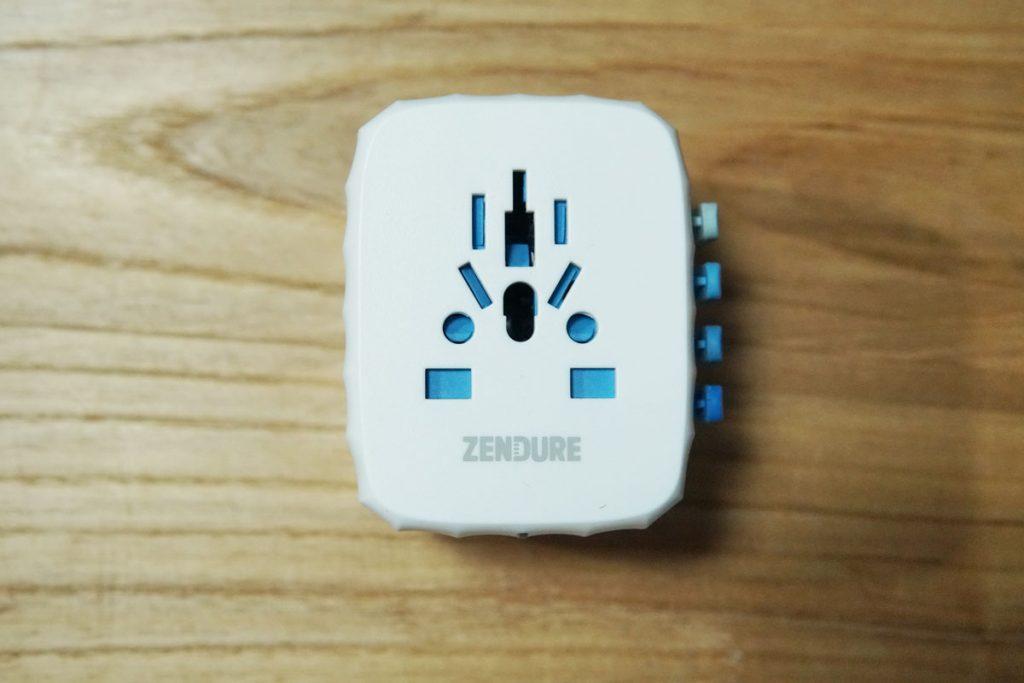 Zendure Passport GO GaN Hands-on Review: The Ultimate Global Travel Adapter-Chargerlab