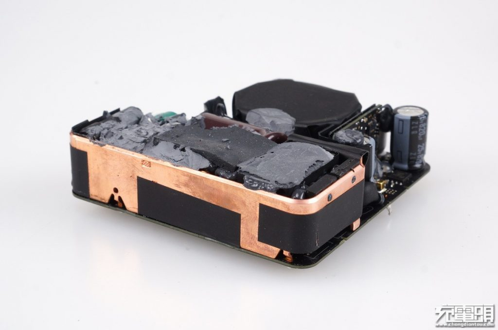 Apple 87W USB-C Power Adapter A1719 Teardown Review: the Back of the Drawer-Chargerlab