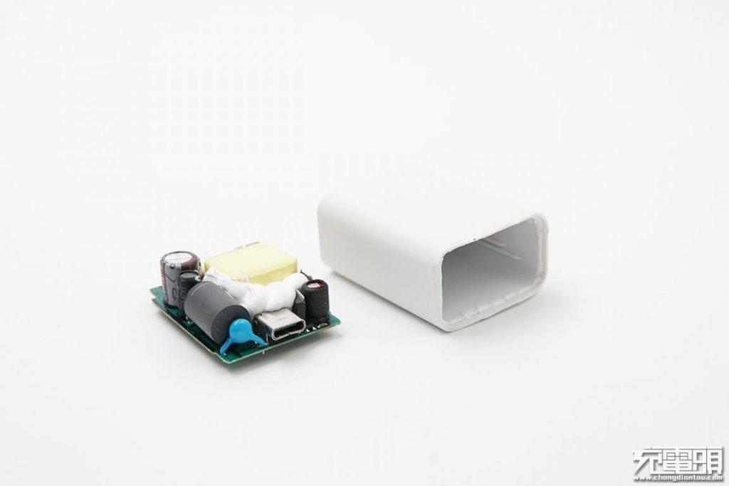 Google Pixel 18W PD Charger (TC G1000) Teardown Review-Chargerlab