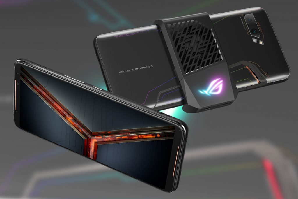 Asus ROG Phone II is the First Phone to Have USB 3.1 Gen 2-Chargerlab