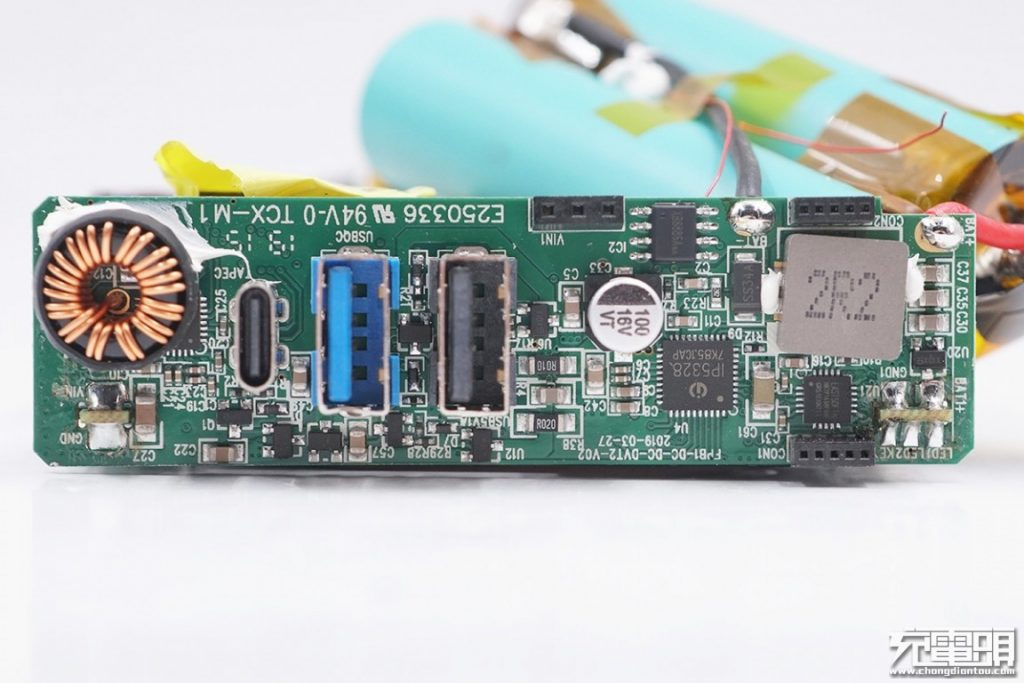 Mophie Powerstation Hub Teardown Review: All in One-Chargerlab