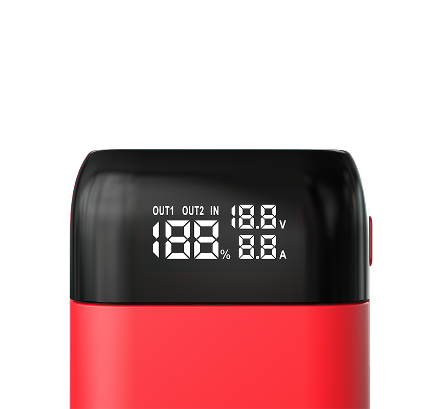 XTAR Releases PB2S Type-C Dual-Role Fast Charger and Power Bank-Chargerlab