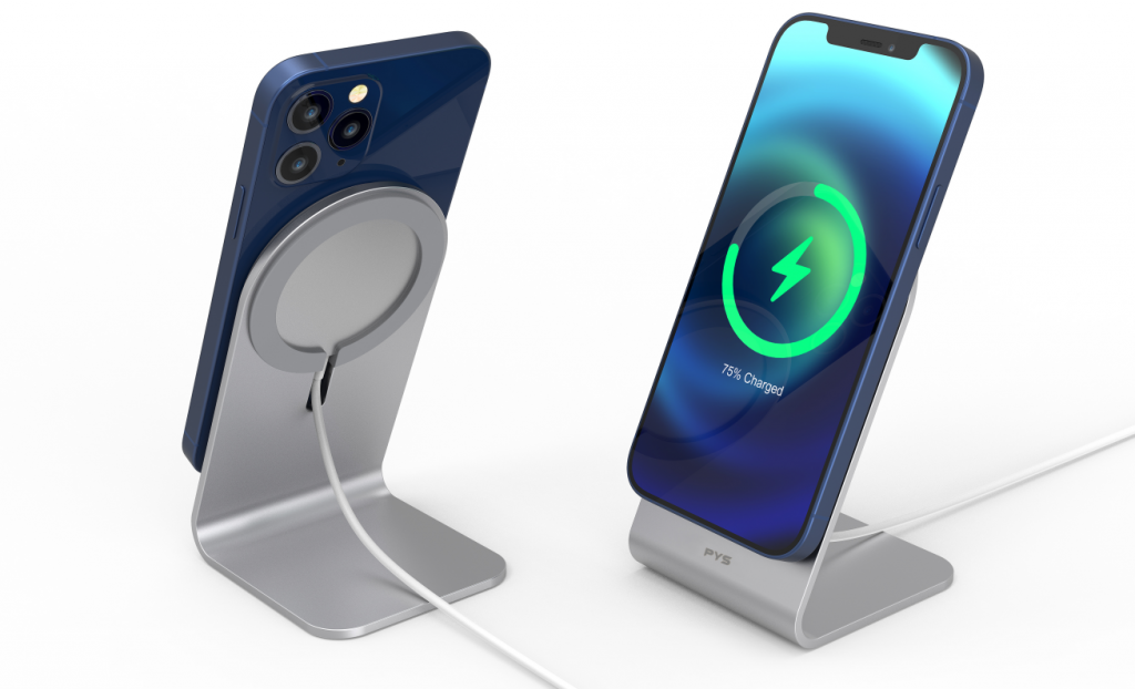 Decoupled Hypothermal Magnetic Wireless Charging - A Big Surprise to The MagSafe Ecosystem-Chargerlab