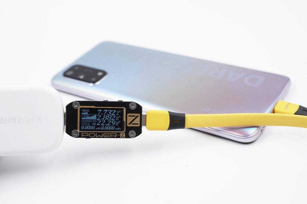 Review of Realme Mini Flash Charger, With 50W Power and Ultra-small Size-Chargerlab