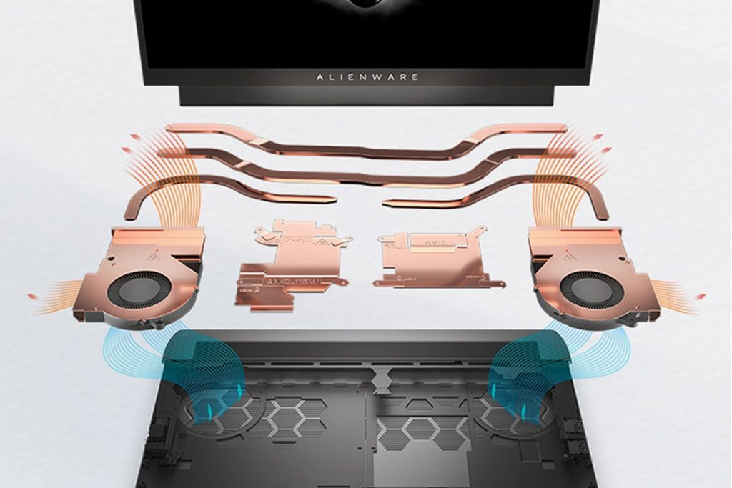 Alienware m15 R5 Ryzen Edition Already On Sale, which Equipped With a New Small 240W GaN Charger-Chargerlab