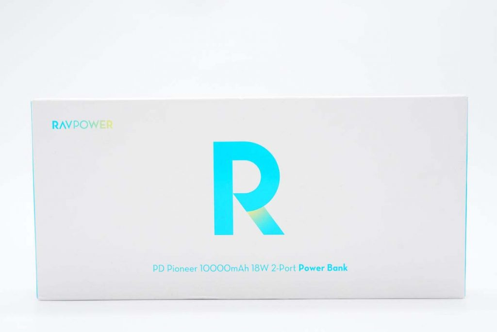 Teardown Report: RAVPower 10000mAh Power Bank, Supporting 18W Fast Charging-Chargerlab