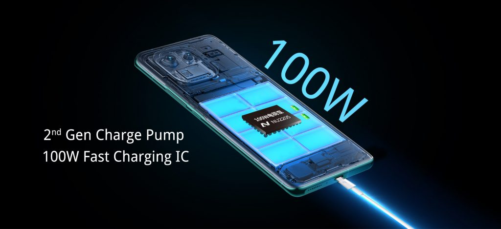 NuVolta Launched Industrial Highest 100W Charge Pump IC-NU2205-Chargerlab